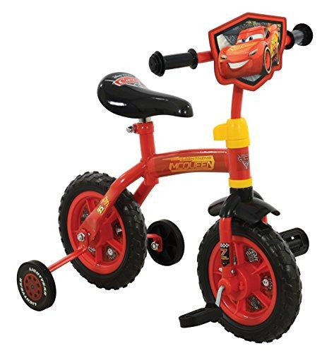 Disney Cars 3 2 In 1 10'' Training Bike M14408