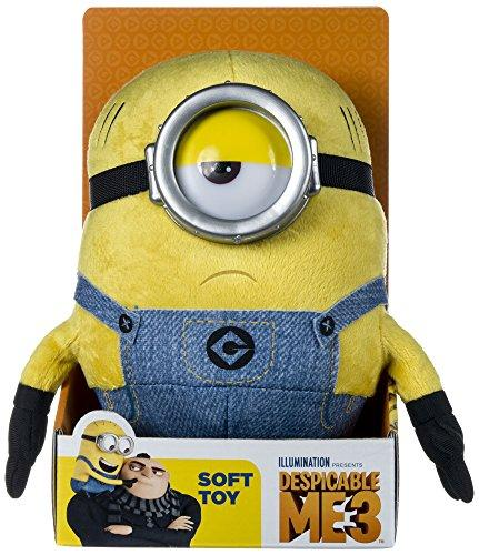 Despicable Me 3 24cm Minion Mel Soft Plush Toy