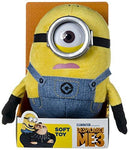 Despicable Me 3 24cm Minion Carl Soft Plush Toy