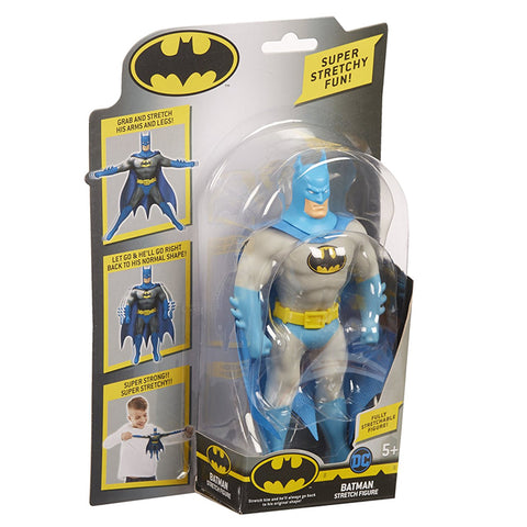 Stretch Armstrong Justice League 7'' Batman Figure