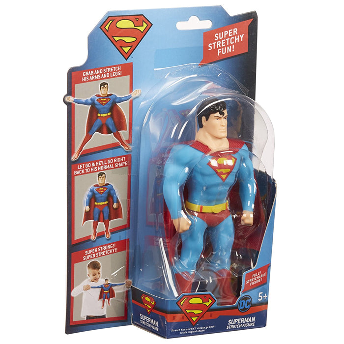 Stretch Armstrong Justice League 7'' Superman Figure