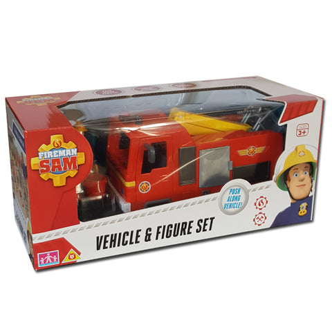 Fireman Sam Jupiter Vehicle & Figure Set