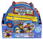Paw Patrol Pack Away Musical Drum Set