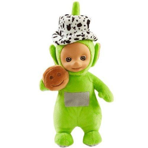 Teletubbies 22cm Talking Party Dipsy Soft Plush Toy