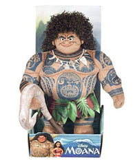 Disney Moana 10'' Maui Soft Plush Toy