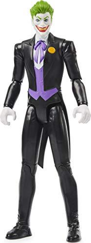 DC Comics Batman 6060022 12 inch The Joker Action Figure (Black Suit)