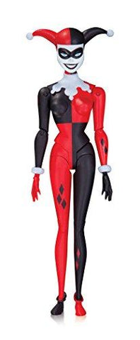 DC Comics The Batman Animated Series Harley Quinn Action Figure