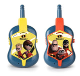Disney Incredibles 2 Walkie Talkies