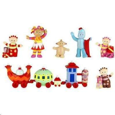 In the Night Garden - Characters and Ninky Nonk Gift Pack