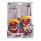Super Hero Girls Walkie Talkie Set