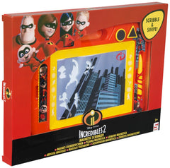 Disney Incredibles 2 Medium Magnetic Scribbler