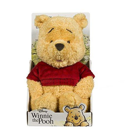 Official Disney Winnie the Pooh Soft Plush Toy - 25cm