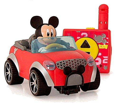 Mickey Mouse and the Roadster Racers - Mickey's City Fun RC Car