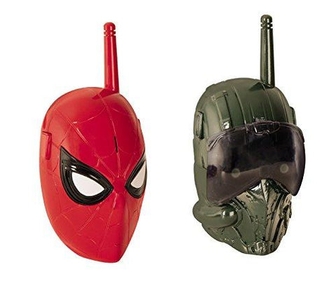 Spiderman Homecoming Movie Walkie Talkie - Range 100m+