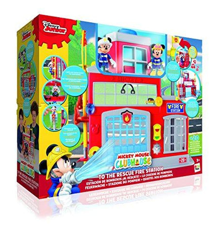 Mickey Mouse Clubhouse Mickey Mouse To The Rescue Fire Station