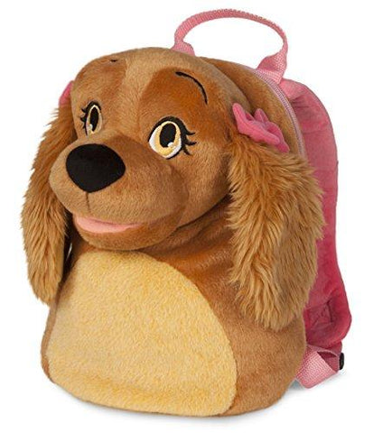 Club Petz Lucy The Dog Singing Backpack