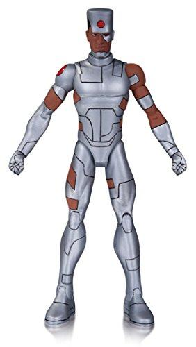 DC Comics Designer Dodson Earth 1 Teen Titans Cyborg Action Figure