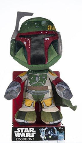 Star Wars Classic Boba Fette Soft Toy