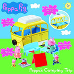 Peppa Pig Camping Trip Playset With Figures & Accessories