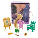 Disney Animators' Collection Rapunzel Mini Doll Playset