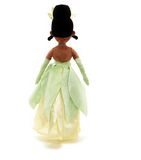 Offcial Disney The Princess and the Frog 52cm Tiana Soft Toy Doll