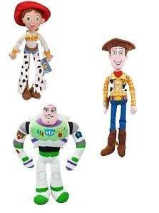 Disney Toy Story 3 Soft Toy 20cm Set