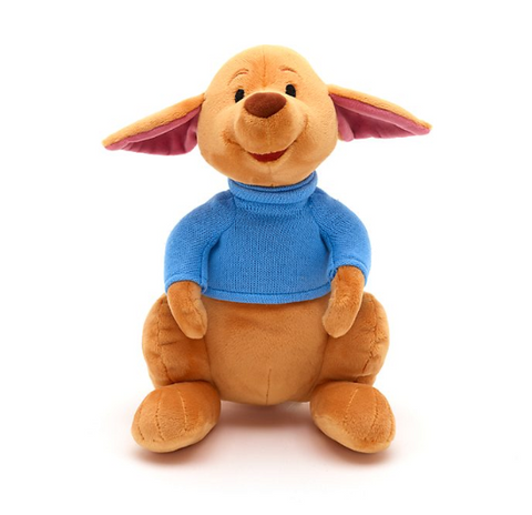 Official Disney Winnie the Pooh Roo Medium Soft Toy