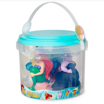 Official Disney The Little Mermaid Bath Toy Set