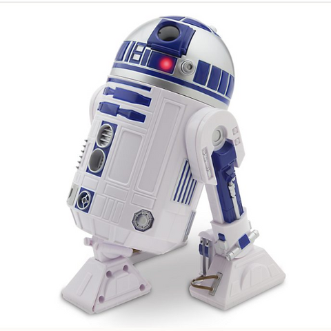 Disney Official Star Wars The Last Jedi 26cm Talking Interactive R2-D2 Figure