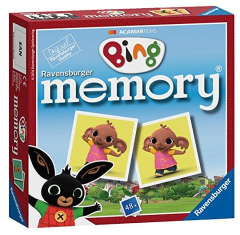 Ravensburger Bing Bunny  Mini Memory Game