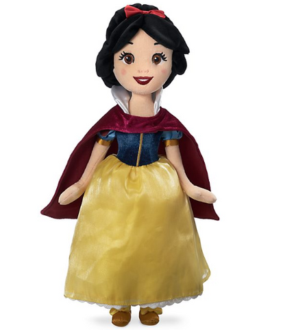 Official Disney Snow White 46cm Soft Plush Doll