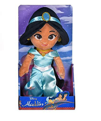 Posh Paws Disney Princess Jasmin Soft Doll in Gift Box - 25cm