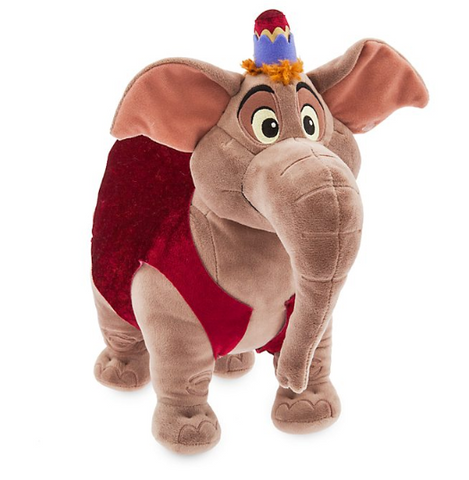 Official Disney Aladdin Abu the Elephant Medium Soft Plush