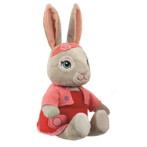 Peter Rabbit Lily Bobtail 18cm Soft Plush Toy