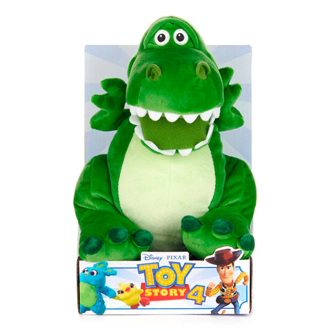 Disney Pixar Toy Story 4 Rex 25cm Soft Toy in Gift Box