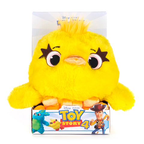 Disney Pixar Toy Story 4 Ducky 25cm Soft Toy in Gift Box