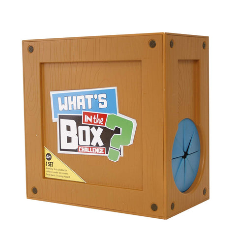 What's In The Box Challenge Game
