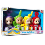 Teletubbies Collectable Super Soft Plush Toys Full Set