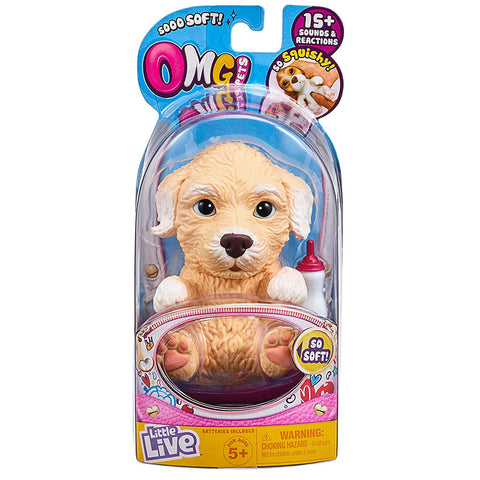 Little Live So Soft OMG Pets Series 1 Figure - Poodles