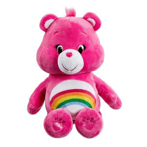 Care Bears 12 Inch Cheer Bear Super Soft Plush Toy