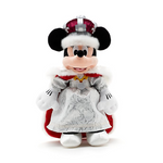 OfficialDisney Minnie Mouse Queen Soft Plush Toy