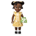 Official Disney The Princess and the Frog Tiana Animator Doll