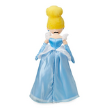 Official Disney Cinderella Soft Plush Toy Doll 48cm