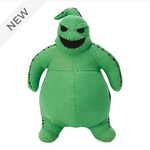 Official Disney Nightmare Before Christmas Oogie Boogie Small Soft Plush Toy 27cm