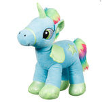 Pony Wonderland 45cm Blue Pony Soft Plush Toy