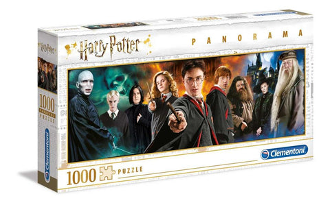 Clementoni Harry Potter 1000 Piece Panorama Jigsaw Puzzle