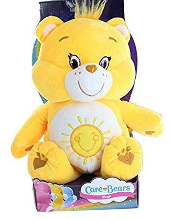 Care Bears Boxed Toy 12 Inch Funshine Bear Super Soft Plush