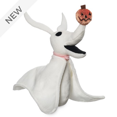 Official Disney Nightmare Before Christmas Zero Small Soft Plush Toy