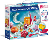 Clementoni 61776 Science Museum Create Your Own Crystals Refresh