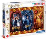 Clementoni Harry Potter 104 Piece Jigsaw Puzzle 61885